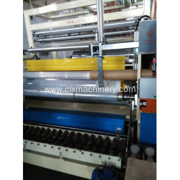 Stable  Updated 1.5M Stretch Film Machine