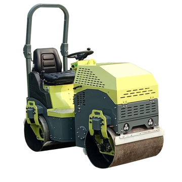 Ride-on compactor vibratory roller price
