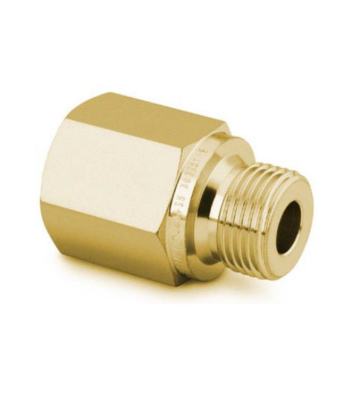 Brass Male Straight Adapters Pipe Standoff