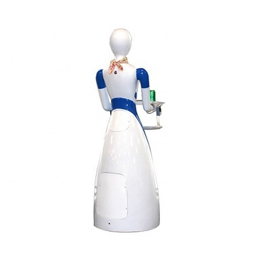 Hotel Robot Food Delivery Waiter
