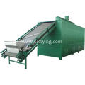 Strip material dryer equipment