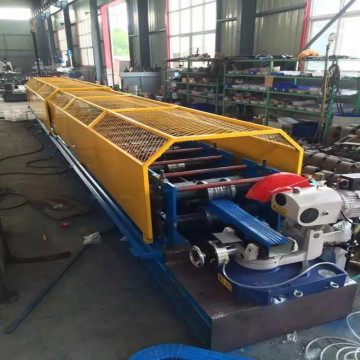 Good quality square drain pipe making machine