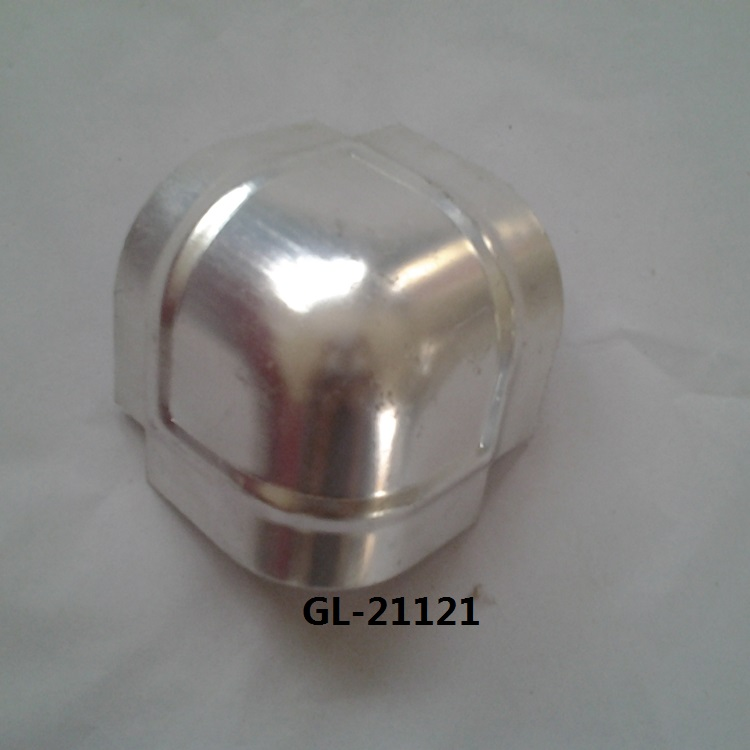 Polished Casting Protector Front Aluminium Corner Made in China