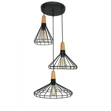 Loft industrial wind pendant lights