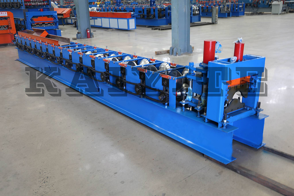 ridge tile making machine
