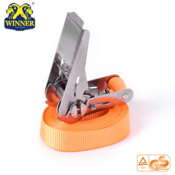 High Tensile Light Ratchet Strap And Cargo Lashing Belt