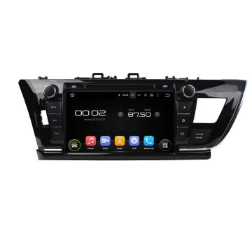 Android 7.1 car dvd player TOYOTA COROLLA