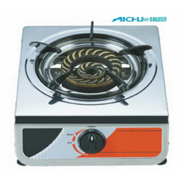 Stainless Single Burner Table Gas Cooktop