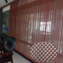 Factory provide nice price for Stainless Steel Wire Rope Mesh Decorative metal architectural chain curtain supply to Bhutan Manufacturers
