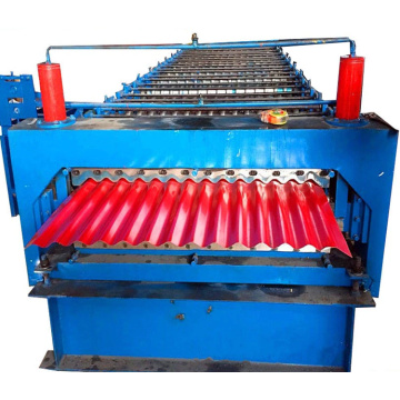 Metal Roofing Panel Corrugate Roll Forming Machine