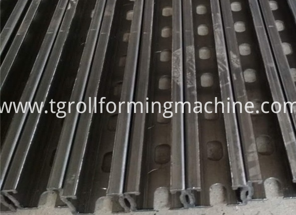 Solar Bracket C Channel Roll Forming Machine