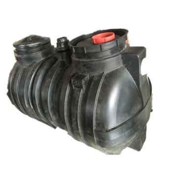 Waste Water Plastic Septic Tank For Hotel