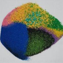 Colorful beauty advanced dyeing sand