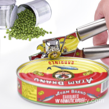 Reliable for Safe Can Opener Professional heavy Stainless Steel handle can opener supply to Armenia Manufacturer