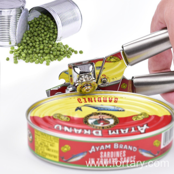 Cheap for Can Opener Professional heavy Stainless Steel handle can opener export to Armenia Factory