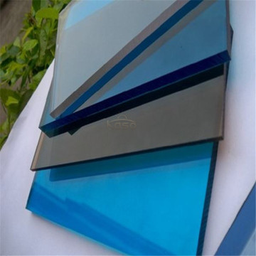 Panel Transparent Roofing Uv Resistant Clear Plastic Sheet