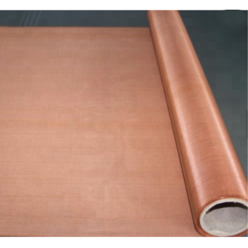 Ultra fine brass pure copper wire mesh