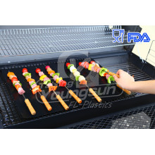 PriceList for for BBQ Grilling Basket PFOA Free and Non-stick Grill Mat BBQ supply to China Hong Kong Importers