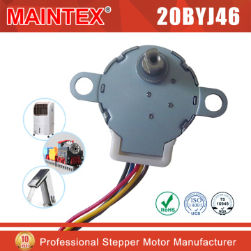 For Puched-card Machine |Permanent Magnet Type Stepper Motor