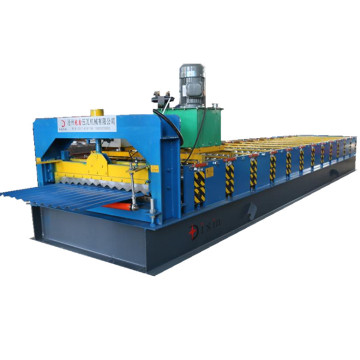 Roof Sheet Corrugated Metal Roll Forming Machines