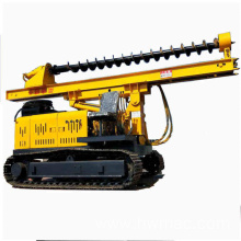 One of Hottest for for Screw Type Photovoltaic Pile Driver Hydraulic solar tube photovoltaic pile driver supply to Malaysia Suppliers