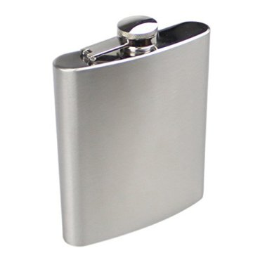 Stainless steel mini hip flask alcohol flask
