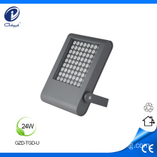 New design slim outdoor 24W led flood lighting