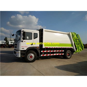 180HP 12m3 Compression Rubbish Trucks