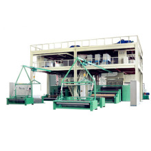 2019 fully automatic non woven machine
