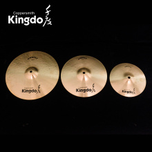 China Factories for Splash Music Instrument Cymbals B20 Handmade Instrument Splash Cymbals supply to Spain Factories