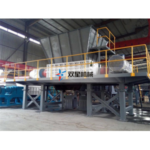 Tire Tyre Recycling shredder Machine Equipment