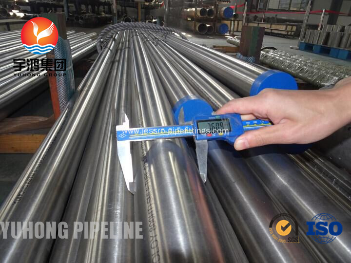 ISO 13680 GB-T23802 UNS NO8028 Alloy Tubing