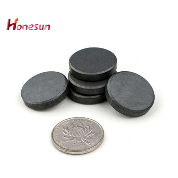 Injection Molded Bonded Ferrite Magnet for Motor
