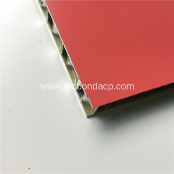 MC Bond Aluminum Honeycomb Material Aluminum Cladding Panel