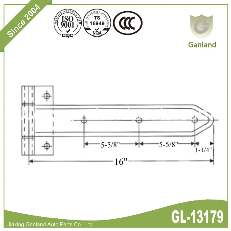 non removable pin GL-13179Y6