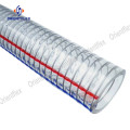 High Quality PVC Steel Wire Plastic Reinforced Hose