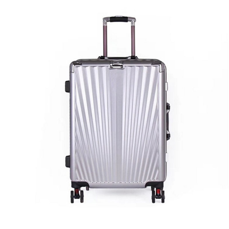Trolley Abs Pc Suitcase Caster Luggage