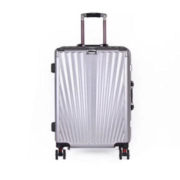 ABS pc waterproof casual hard shell luggage