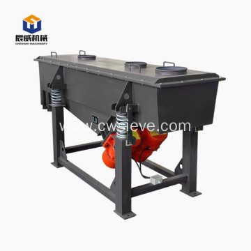 Elemental Sulfur Linear Vibrating Screen Machine