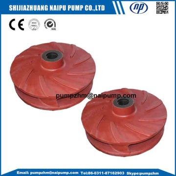 6/4D AH Metal impeller