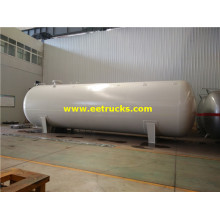 80000 Litres 40mt Large LPG Domestic Tanks