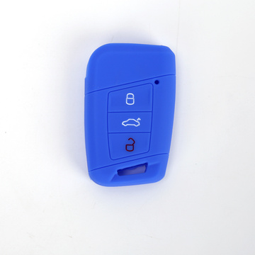 Lemon Car Sets Food grade silicone car key cover