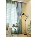 Thick cotton with Linen shade curtain