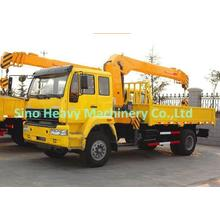 Customized for China Crane Truck,Small Crane Truck,Small Crane For Truck Manufacturer 290hp EuroII Telescope Boom Crane Truck export to Vanuatu Factories