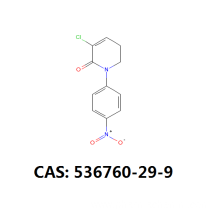 Apixaban impurity cas 536760-29-9