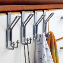 High Quality for Over Door Hooks stainless steel door hook 4pcs supply to South Korea Wholesale