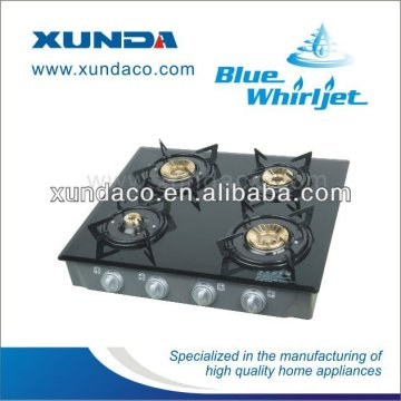 4 Burner Table Top Slim Gas Cooker