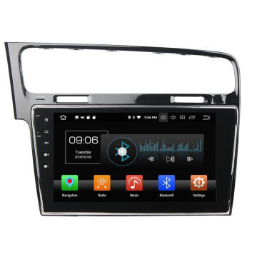 10,1 inch DVD Deckless Car Per VW Golf7