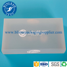 Top for Manufacturer of Triangle Foldable Boxes Packaging in China Milky White Rectangle Packaging With Logo Or Not supply to Benin Factory