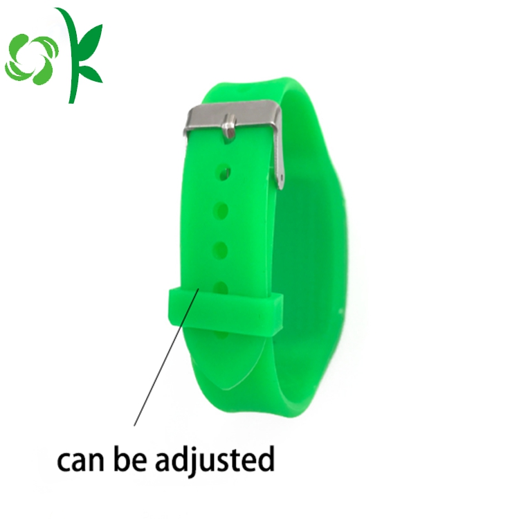 Silicone Wristbands Green